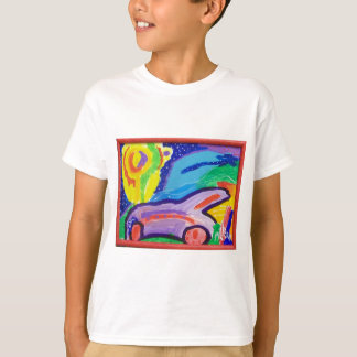 Frankie's Car T-Shirt