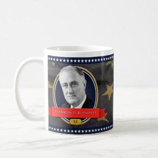 Franklin D. Roosevelt Historical Mug