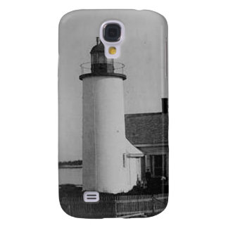 Franklin Island Lighthouse Samsung Galaxy S4 Covers