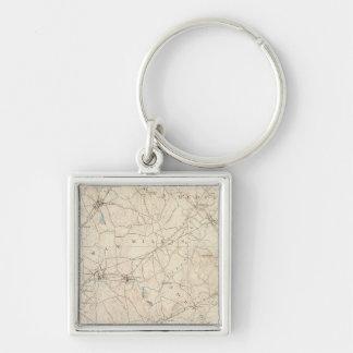 Franklin, Massachusetts Key Ring
