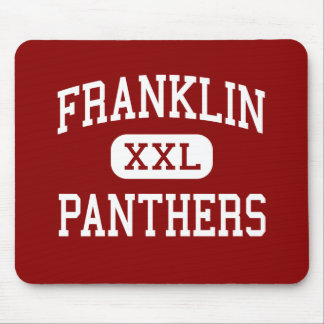 Franklin - Panthers - High - Seattle Washington Mouse Pad