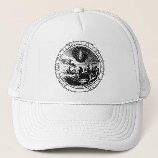 Franklin's Great Seal Trucker Hat