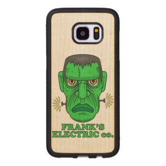 Frank's Electric Company Wood Samsung Galaxy S7 Edge Case