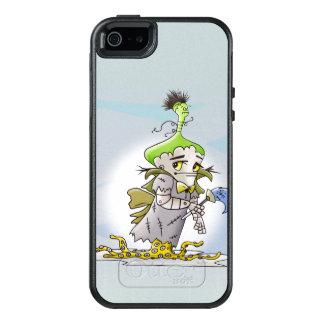 FRANKY BUTTER  ALIEN  Apple iPhone SE/5/5s SS