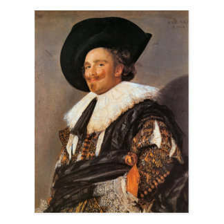 Frans Hals Art Post Cards