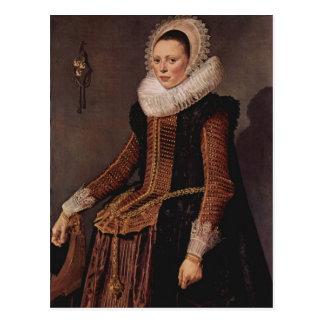 Frans Hals Art Postcards