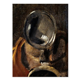 Frans Hals- Peeckelhaering (detail) Postcard
