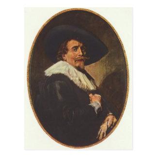 Frans Hals- Portrait of a Man Post Cards