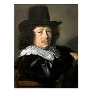 Frans Hals- Portrait of a Young Man Postcards