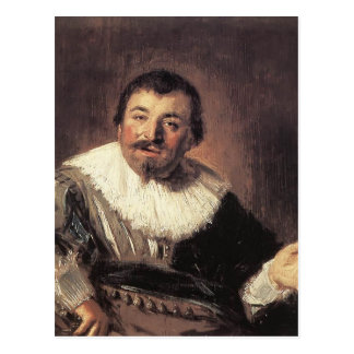 Frans Hals- Portrait of Isaac Abrahamsz Postcards