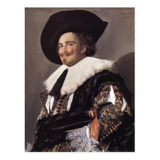 Frans Hals- The Laughing Cavalier Post Cards