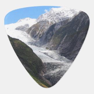 Franz Josef Glacier, New Zealand Plectrum