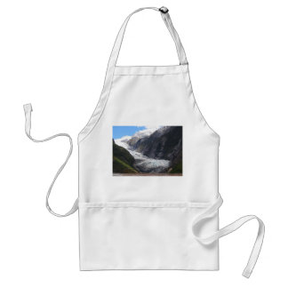 Franz Josef Glacier, New Zealand Standard Apron