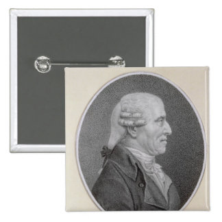 Franz Joseph Haydn 15 Cm Square Badge