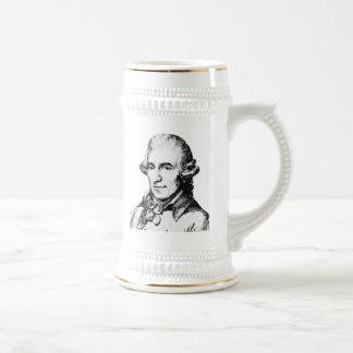 Franz Joseph Haydn Beer Steins