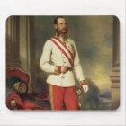 Franz Joseph I, Emperor of Austria Mouse Mat
