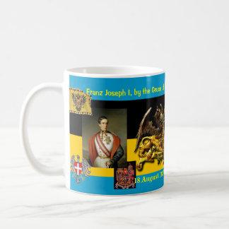 Franz Joseph I of Austria Hungary Basic White Mug