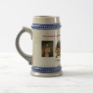 Franz Joseph I of Austria Hungary Beer Steins