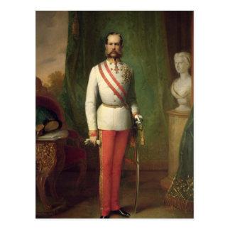 Franz Joseph I Postcard