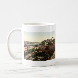 Franz Josephs Bridge, Budapest, Hungary Coffee Mug