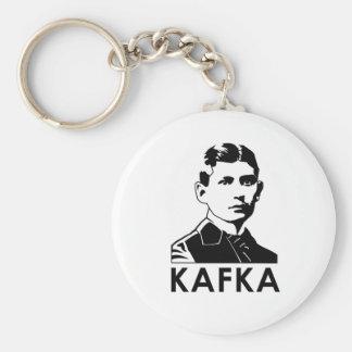 Franz Kafka Key Ring