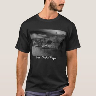 Franz Kafka Prague T-Shirt