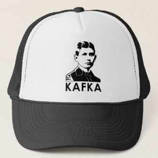 Franz Kafka Trucker Hat