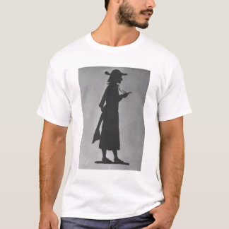 Franz Liszt (1811-86) as abbot (b/w photo) T-Shirt
