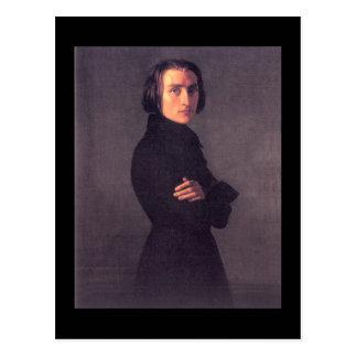 Franz Liszt Post Cards