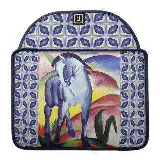 Franz Marc Blue Horse Vintage Fine Art Painting Sleeve For MacBook Pro