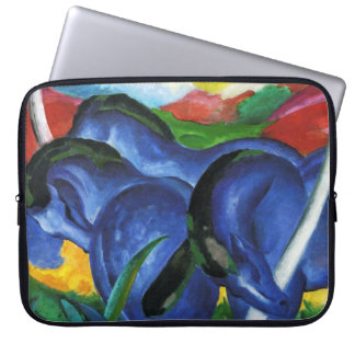 Franz Marc Blue Horses Laptop Sleeve
