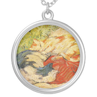 Franz Marc Cats Necklace