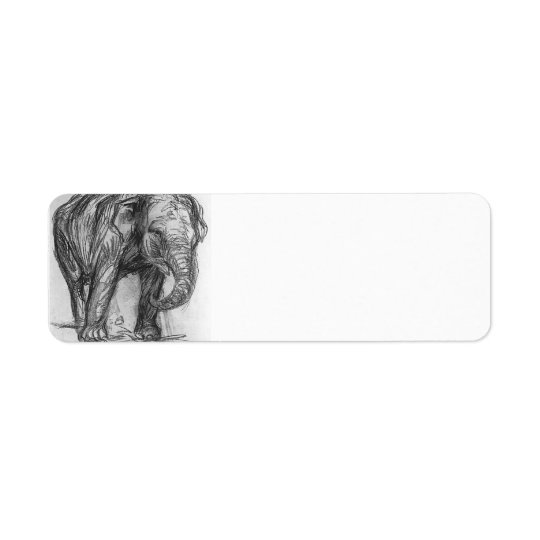 Franz Marc- Elephant