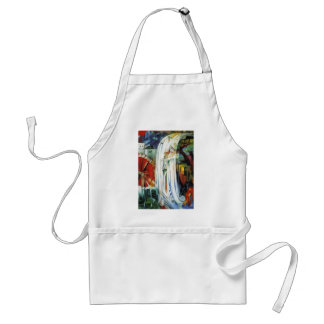Franz Marc- The Enchanted Mill Standard Apron