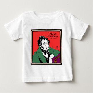 Franz Schubert Baby T-Shirt