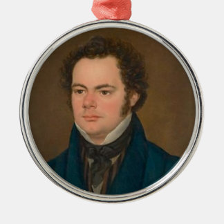 Franz Schubert Christmas Ornament