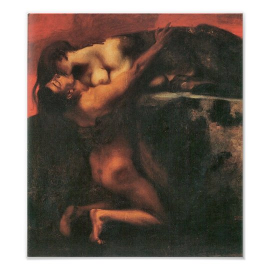 Franz von Stuck - The Kiss of the