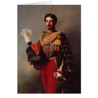 Franz Xaver Winterhalter- Edouard Andre Card