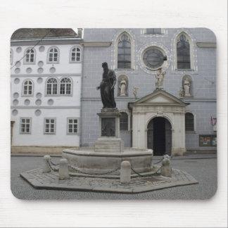 Franziskanerplatz Vienna Austria Mouse Mat