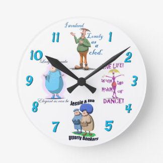 Fraochy Bay Clock