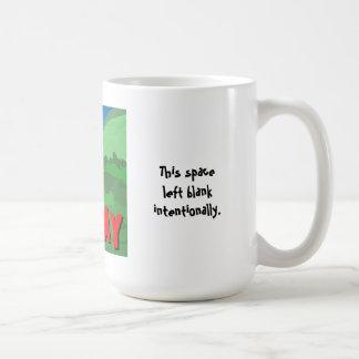 Fraochy Bay Title Mug