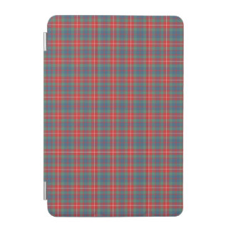 Fraser of Lovat Ancient Tartan Light Blue Plaid iPad Mini Cover