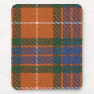Fraser Red Ancient Tartan Mousepad
