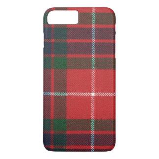 Fraser Tartan Scottish Clan Plaid iPhone 7 Plus Case