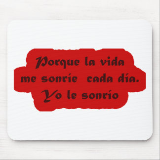Frases Master 12.10 Mouse Pad