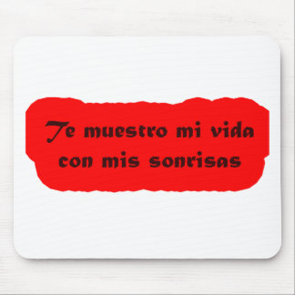 Frases Master 13.01 Mouse Pads