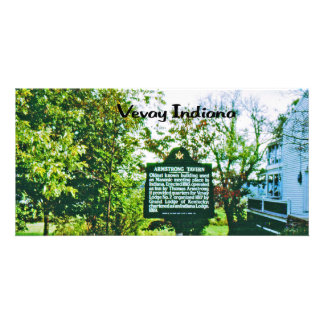 Fraternal Organizations Photo Greeting Card