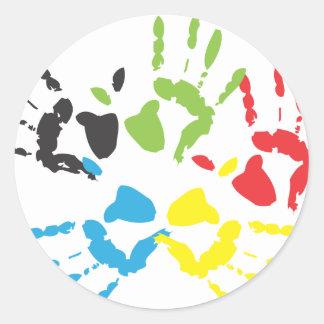 Fraternitè Sticker
