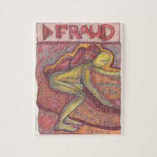 Fraud Jigsaw Puzzle