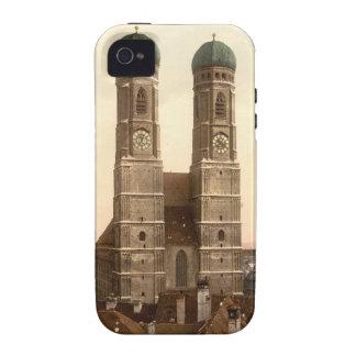 Frauenkirche, Munich, Bavaria, Germany iPhone 4 Case